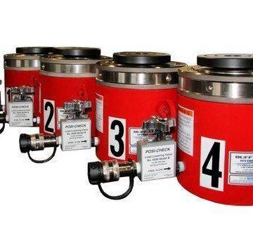 BVA - Buffalo Hydraulic High Tonnage Hydraulic Lock Nut Cylinders