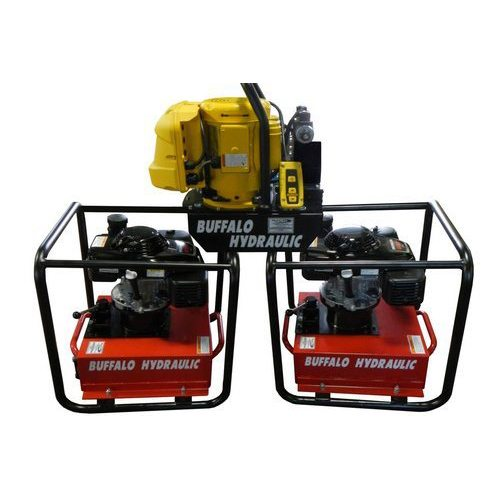 BVA - Enerpac High Pressure Electric Hydraulic Pumps