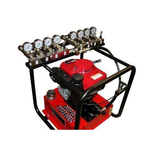 BVA Gas Engine Hydraulic Pump & Console