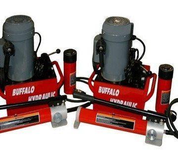 BVA High Pressure Hydraulic Pumps