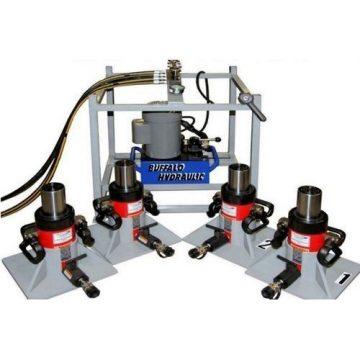 BVA High Tonnage Hydraulic Jacking System