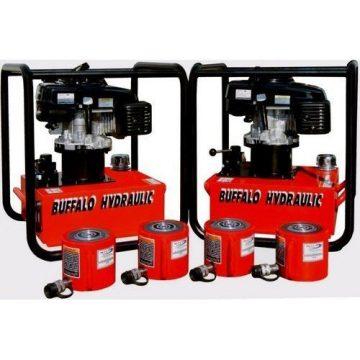 BVA High Tonnage Hydraulic Jacking Systems - 1