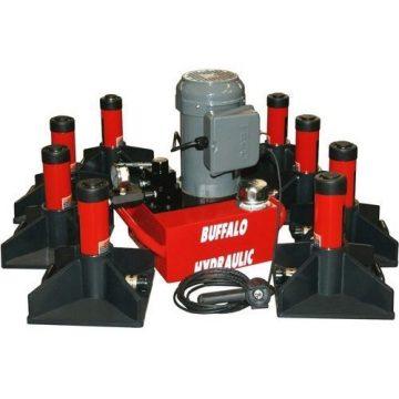 BVA High Tonnage Hydraulic Jacking Systems - 2