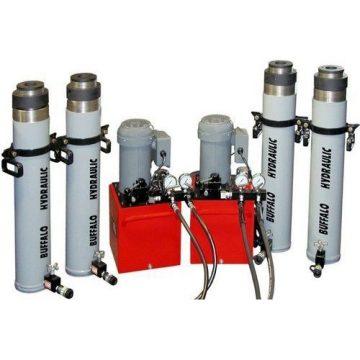 BVA High Tonnage Hydraulic Jacking Systems - 3