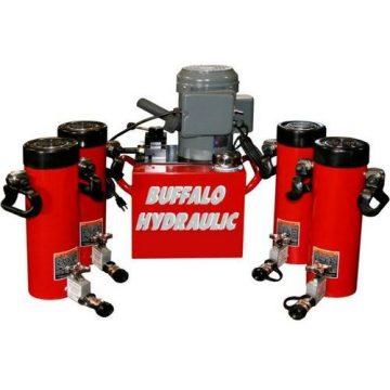 BVA High Tonnage Hydraulic Jacking Systems