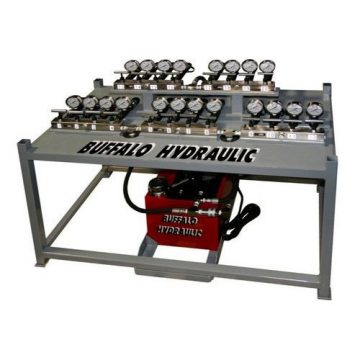 Buffalo Hydraulic 20 Point Jacking System Console
