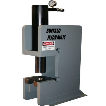 Buffalo Hydraulic 50 Tons Capacity Hydraulic C Press
