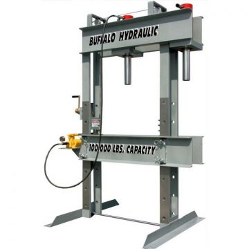 Buffalo Hydraulic 50T Custom H & C Hydraulic Press Combination