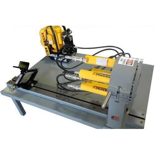 Buffalo Hydraulic 60T Electric Hydraulic Bearing Press