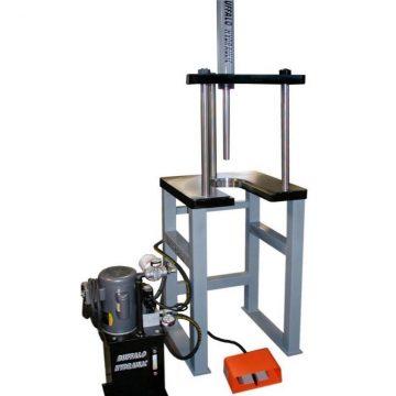 Buffalo Hydraulic Bearing Press - D