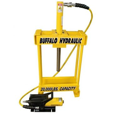 Buffalo Hydraulic Bench Press