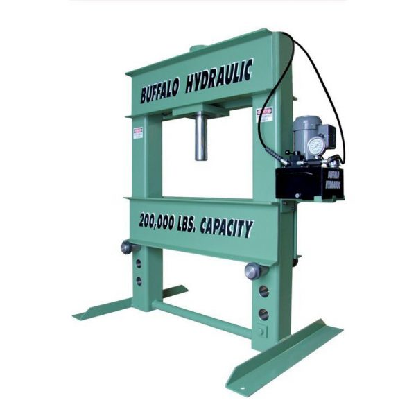 Buffalo Hydraulic Custom 100T Electric Hydraulic Press