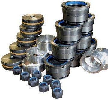 Buffalo Hydraulic Custom Cylinder Components.