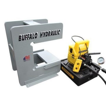Buffalo Hydraulic Custom Electric Hydraulic C Press