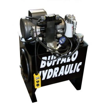 Buffalo Hydraulic Custom Electric Hydraulic Power Units