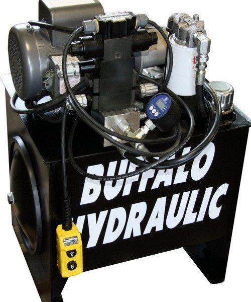 Buffalo Hydraulic Custom Electric Hydraulic Power Units
