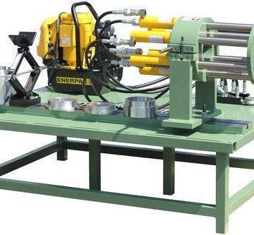 Buffalo Hydraulic Custom Electric Hydraulic Press