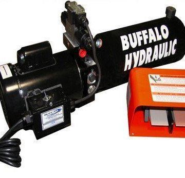 Buffalo Hydraulic Custom Electric Hydraulic Pumps