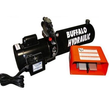 Buffalo Hydraulic Custom Electric Hydraulic Pumps
