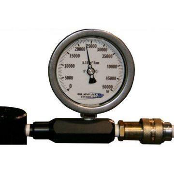 Buffalo Hydraulic Custom High Pressure Hydraulic Gauges