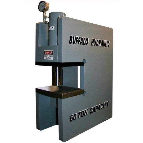 Buffalo Hydraulic Custom Hydraulic C Presses