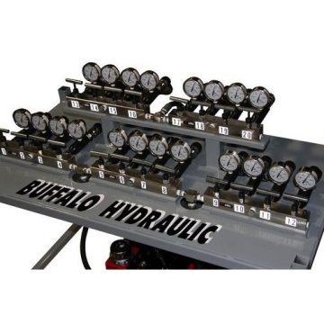 Buffalo Hydraulic Custom Hydraulic Console
