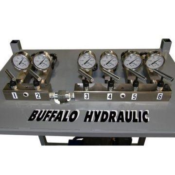 Buffalo Hydraulic Custom Hydraulic Manifolds
