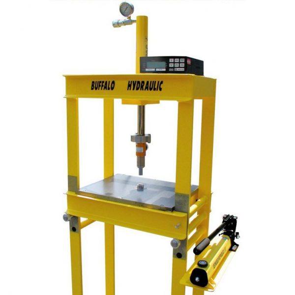 Custom Hydraulic Press | HEHP10X10 00-SPL | Buffalo Hydraulic