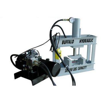 Buffalo Hydraulic Custom Hydraulic Pressing System