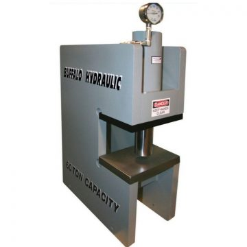 Buffalo Hydraulic Electric Hydraulic C Press-1
