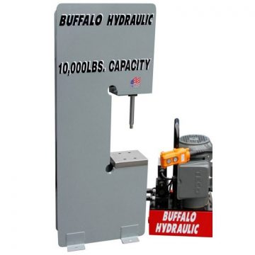Buffalo Hydraulic Electric Hydraulic C Press-2