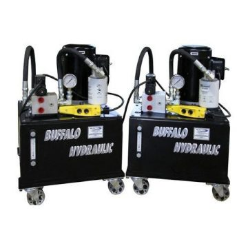Buffalo Hydraulic Electric Hydraulic Powerunits