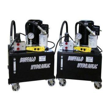 Buffalo Hydraulic Electric Hydraulic Powerunits