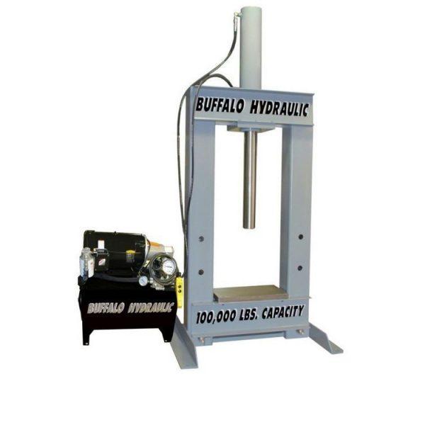 Buffalo Hydraulic Electric Hydraulic Press-1