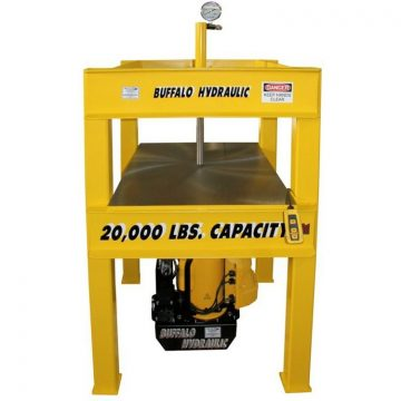 Buffalo Hydraulic Electric Hydraulic Press-2