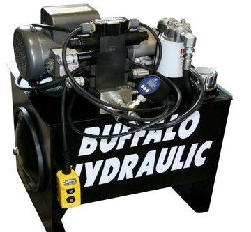 Buffalo Hydraulic Electric Hydraulic Pump