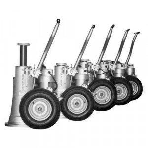 hydraulic railcar jacks