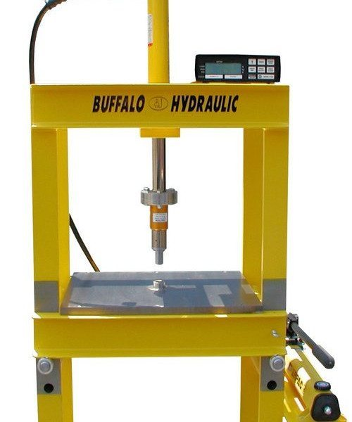 Buffalo Hydraulic Electronic Load Cell Hydraulic Presses