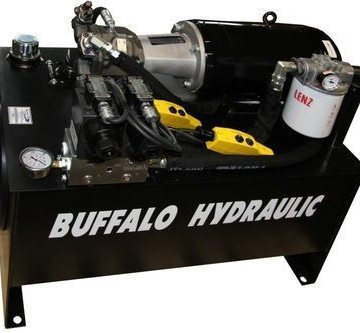 Buffalo Hydraulic High Pressure Electric Hydraulic Pumps