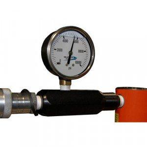 Buffalo Hydraulic High Pressure Gauges