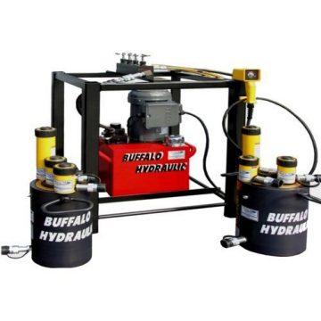 Buffalo Hydraulic High Tonnage Hydraulic Jacking Systems - 2