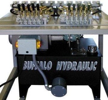 Buffalo Hydraulic High Tonnage Hydraulic Jacking Systems