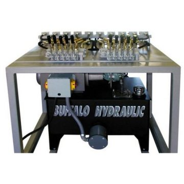Buffalo Hydraulic High Tonnage Hydraulic Jacking Systems