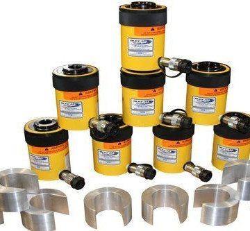 Buffalo Hydraulic Hollow Plunger Hydraulic Cylinders
