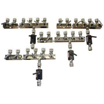 Buffalo Hydraulic Multi Port Manifold Assembly
