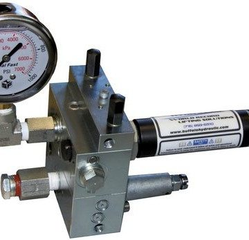Buffalo Hydraulic Pressure Reducing Valves