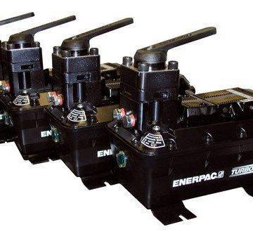 Enerpac Air Hydraulic Turbo Pumps
