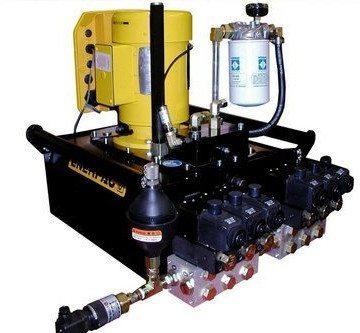 Enerpac Custom Electric Hydraulic Powerunits-4