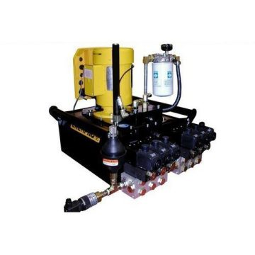 Enerpac Custom Electric Hydraulic Powerunits-4