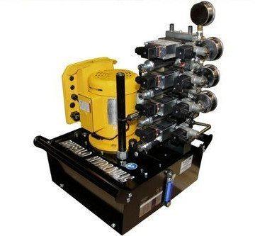Enerpac Custom Electric Hydraulic Powerunits-6